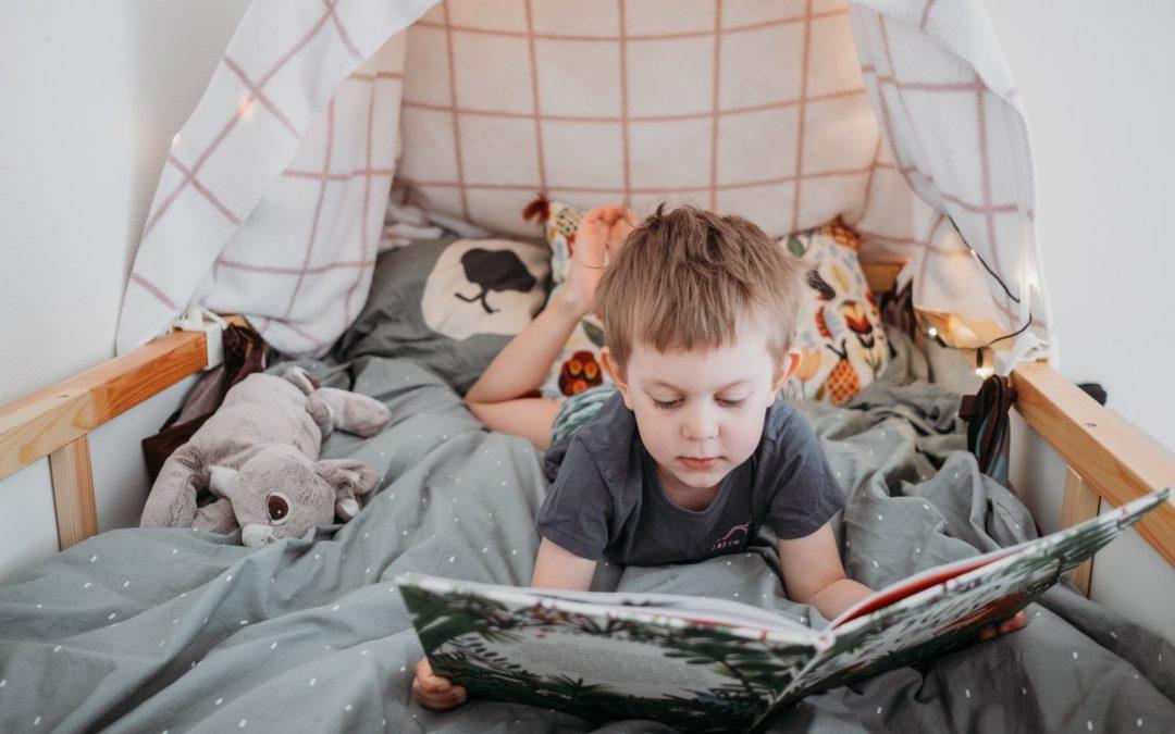 Comment aider un enfant à passer de bonnes nuits dans sa chambre ?